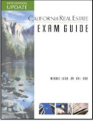 CA Real Estate Exam Prep Book